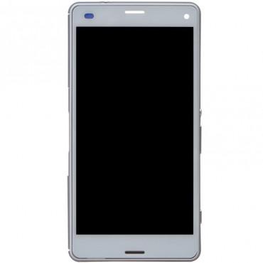 SONY Xperia Z2 LCD Refurbished - Grade A - White - No frame